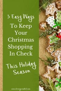Christmas shopping ideas